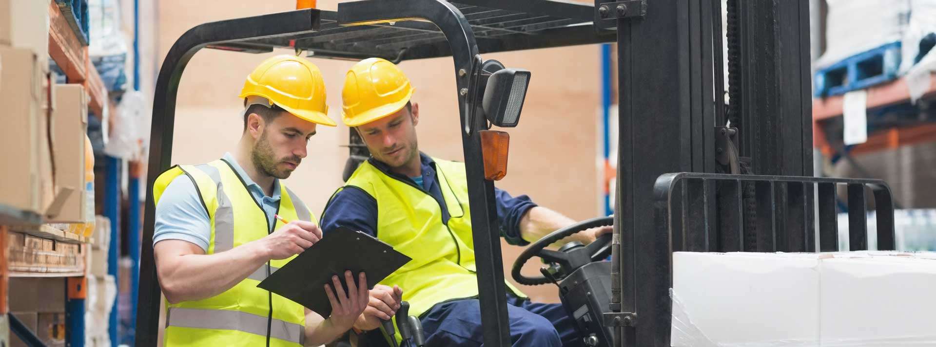 Forklift Train The Trainer Training