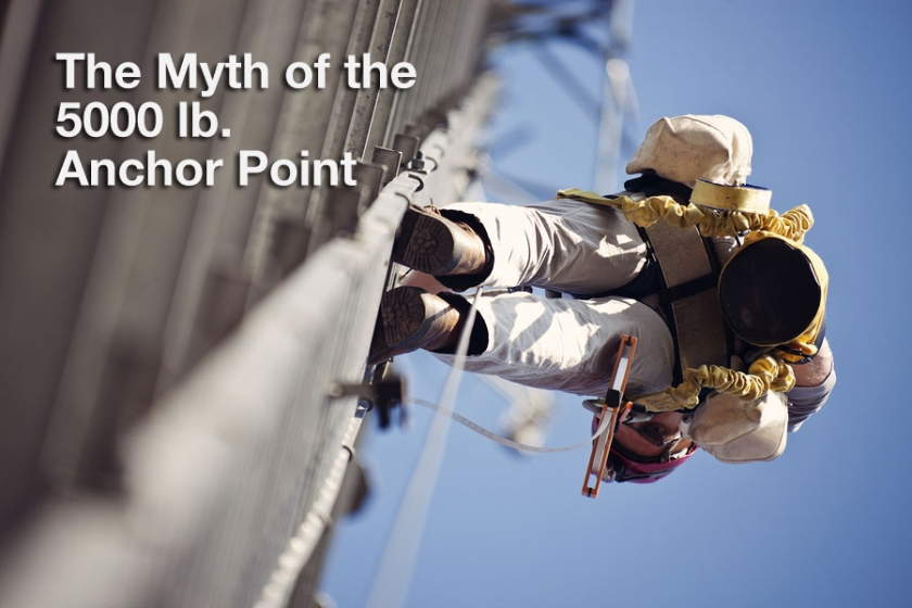 The Myth of the 5000 lb. Anchor Point (Does it Exist in 2019)